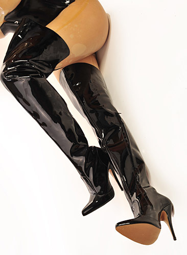 lacklederstiefel sex leer
