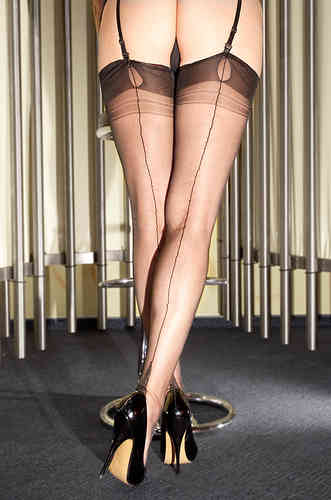 50iger Jahre Nylons