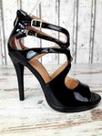 Ankle Strap Peep Toes